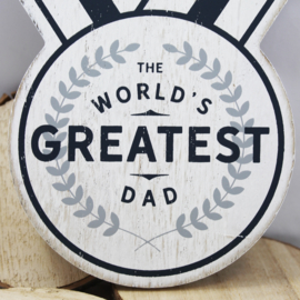 Hanger 'The World's Greatest Dad'