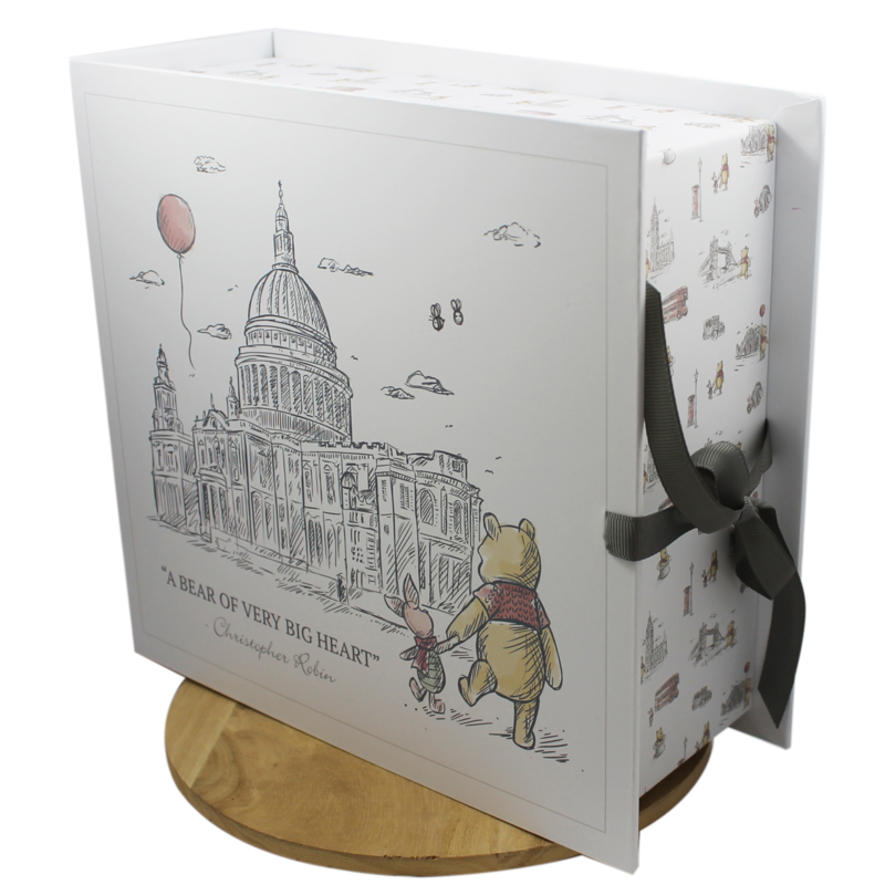 Keepsake Box, Pooh 'Christopher Robin'