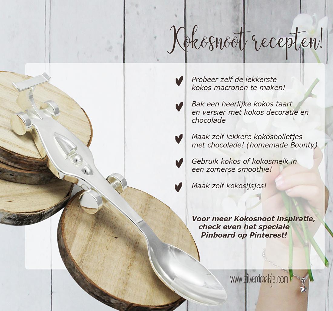 Kokosnoot recepten