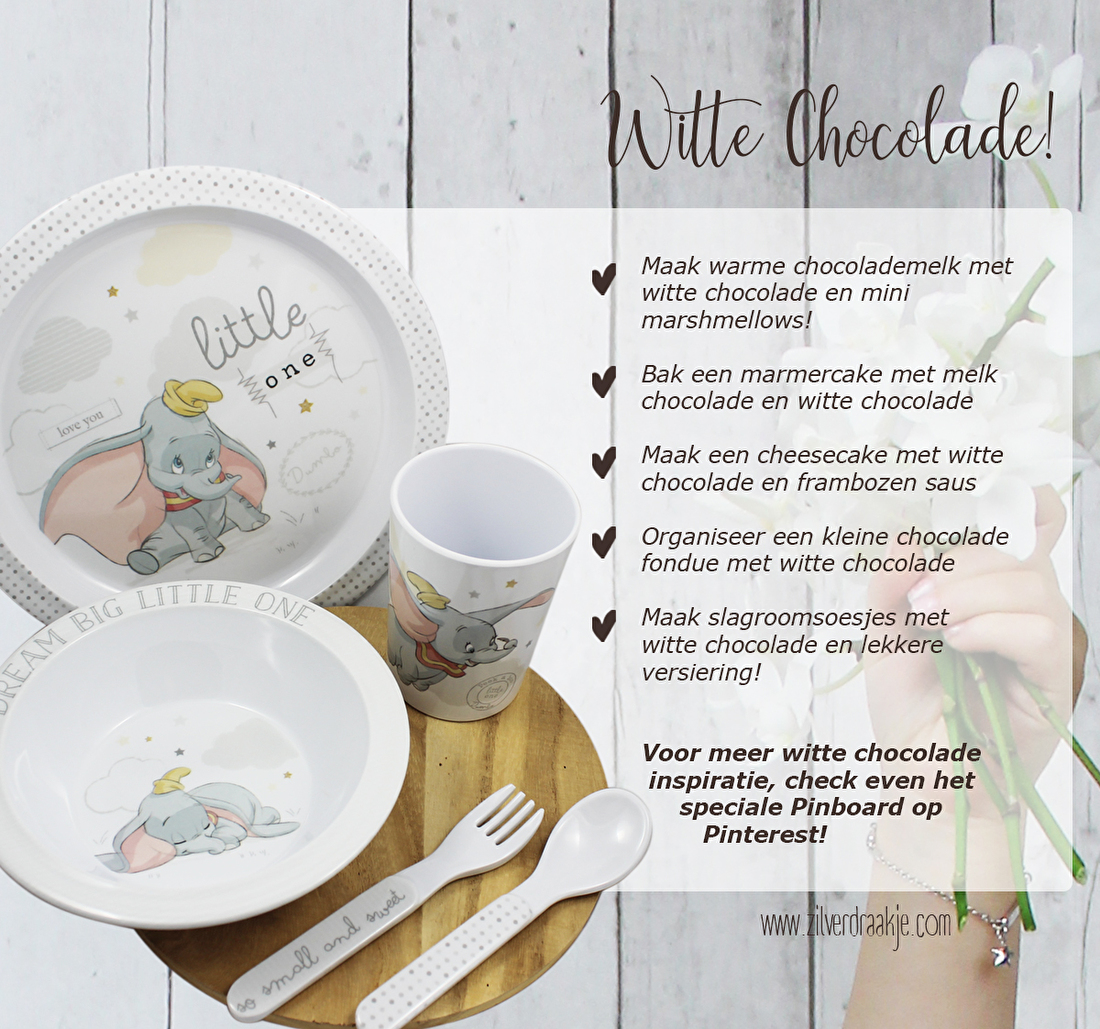 witte chocolade