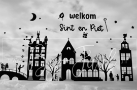 Uitbreiding Welkomst-tekst Sint