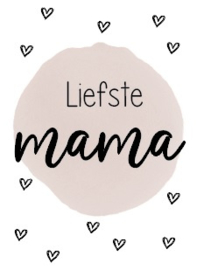 Minikaartje Mama
