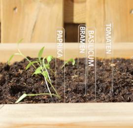 Plantenstokjes (per 2)