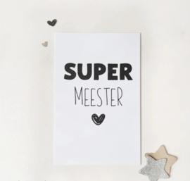 Minikaartje Supermeester