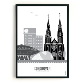 A4 Poster Eindhoven