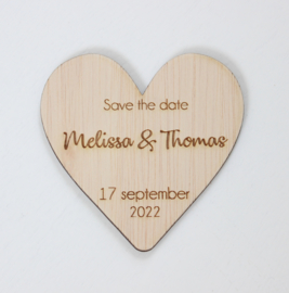 Save the date Hartje