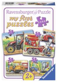 My First Puzzle op het werk