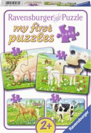 My First Puzzle boederijdieren