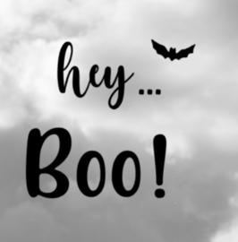 Halloween Hey Boo