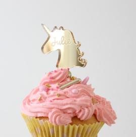 Cupcaketoppers Unicorn