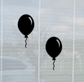 Ballonnen herbruikbaar