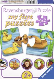 My First Puzzle lieve dieren