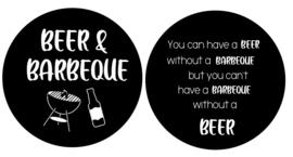 Onderzetters BBQ/Beer