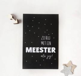 Minikaartje Meester 2