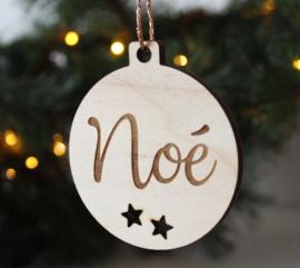 Kerstbal Naam