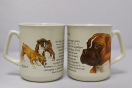 Mug Boxer - per 3 pieces