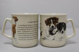 Tasse Jack Russell Terrier, pro 3 stück