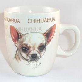 Senseo mok Chihuahua - per 3 stuks