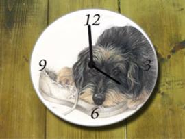 Uhr Dackel
