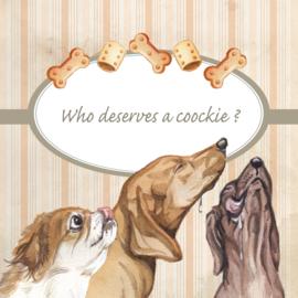 Who deserves a coockie?