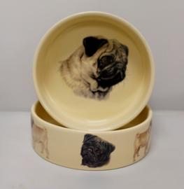 Feedingtray Pug, per 1 piece