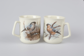 Mug Bullfinch - per 3 pieces