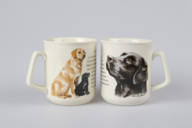 Mug Labrador Retriever - per 3 pieces