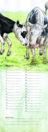 Koeien verjaardagskalender