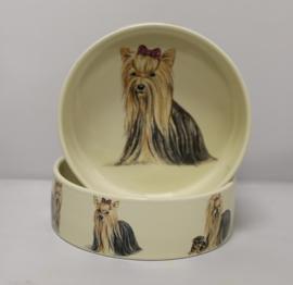 Feedingtray Yorkshire Terrier, per 1 piece