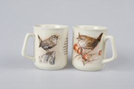 Mug Wren - per 3 pieces