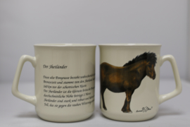 Mug Shetlander - per 3 pieces