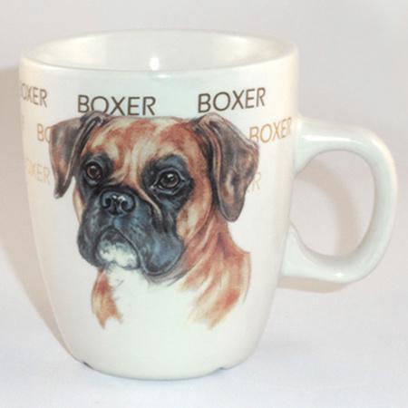 Senseo mok Boxer - per set van 3 stuks