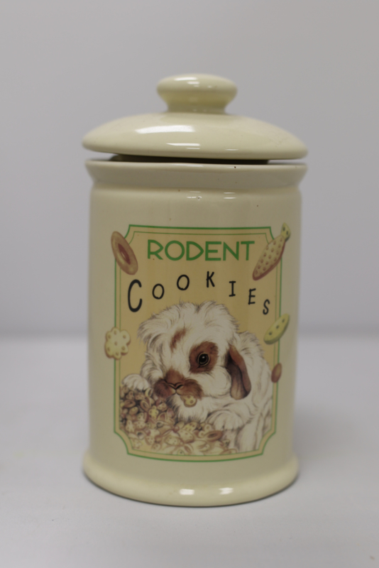 Cookie Jar Rabbit, per 1 piece