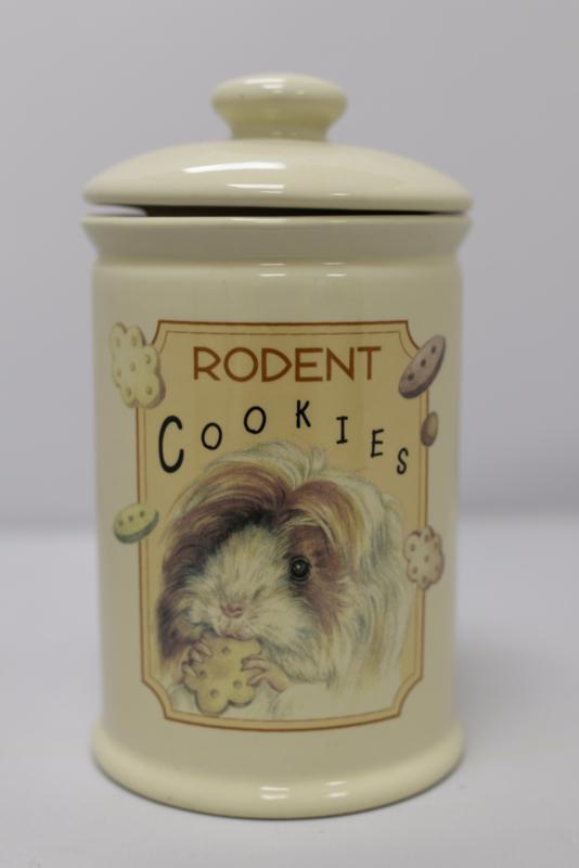 Cookie Jar Guinea Pig / Cavey, per 1 piece