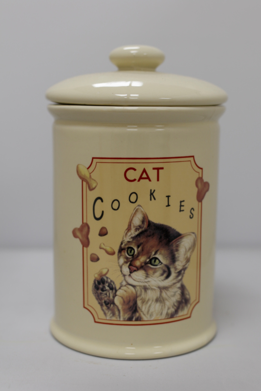 Cookie Jar Cat, per 1 piece