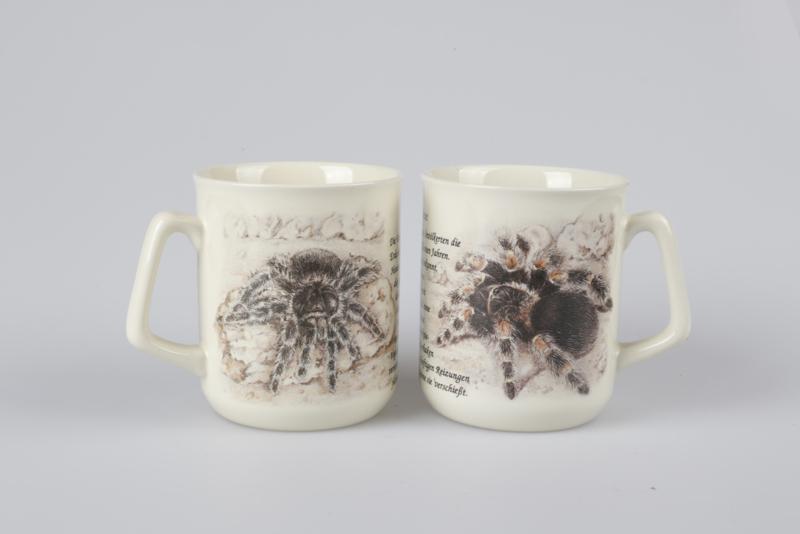Mug Tarantula - per 3 pieces
