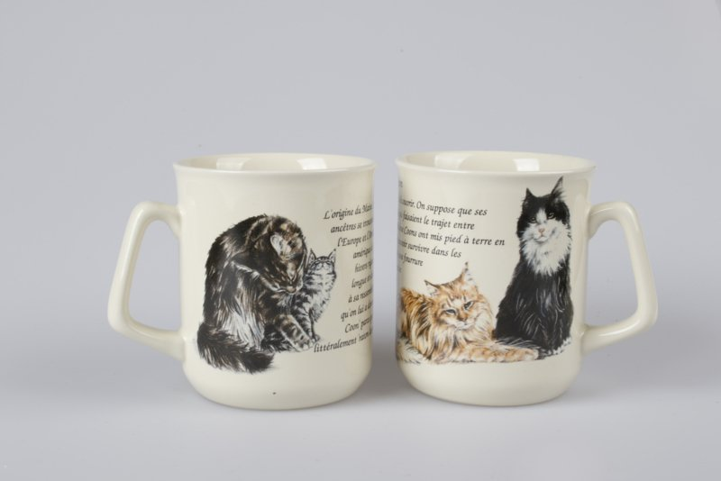 Mug Maine Coon - per 3 pieces