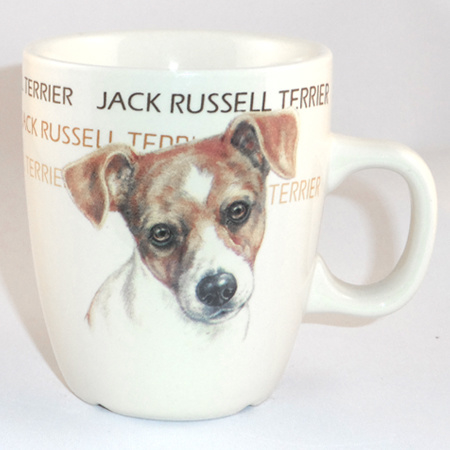 Mug Jack Russel Terrier -  per 3 pieces