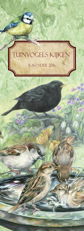 Vogel verjaardagskalender