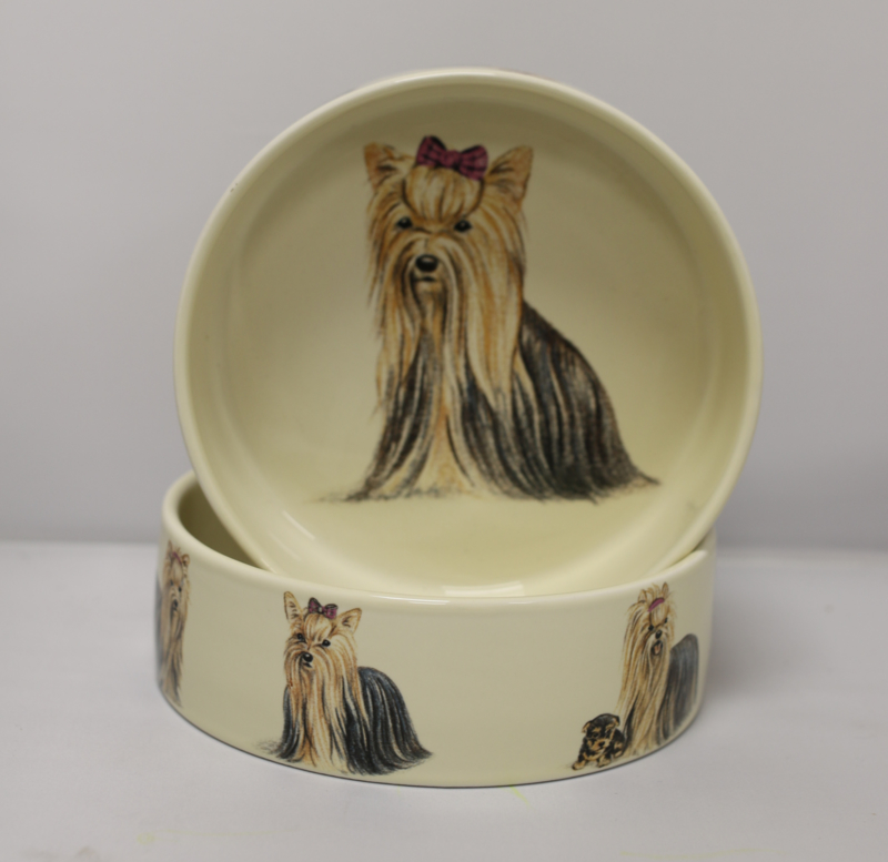 Voerbak Yorkshire Terrier