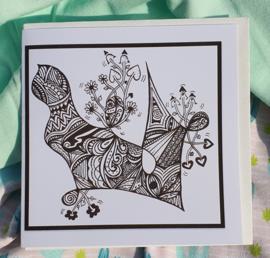 Lijnenspelkaart Lovable
