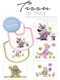 Tissu de Marie babyschortje