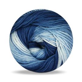 Adina Batik - 212 Blauw Wit