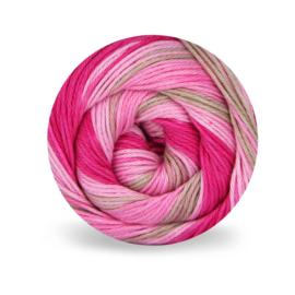 Adina Batik - 234 Rosa Pink Beige