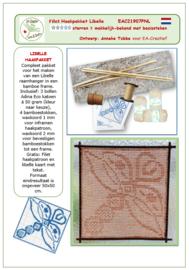 Haakpakket Libelle raamhanger EAC