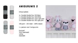 DenDennis Amigurumi pink 2