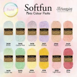 Softfun Minis Pastel