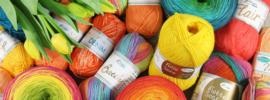 Rellana Adina uni, colour en batik