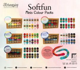 Softfun Minis Rainbow