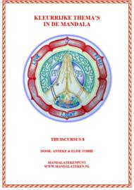 Thuiscursus: Kleurrijke thema's in de mandala